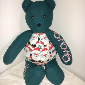 Tops - Handmade custom memory bears recycled clothing